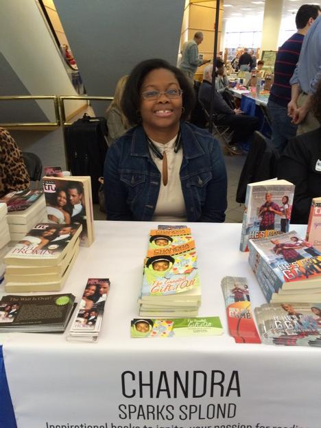 Local Authors Expo Birmingham Public Library 020715