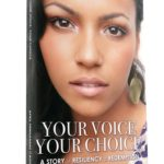 Actress' New Book Addresses Teen Dating Violence