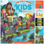 Six Devotionals for Your Kids