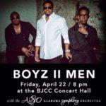 Boyz II Men Will Serenade the Magic City this Weekend