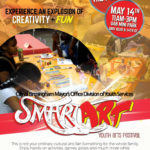 Smart Art Festival This Weekend in the Magic City