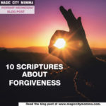 10 Scriptures about Forgiveness