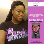 The Future is Sweet for Keisha James and Candy2Creation, LLC