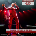 Maxwell Performs at the BJCC This Weekend at the Magic City