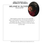 Meet Our August Momma of the Month: Melanie W. Glover