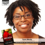 Author Tyora Moody Talks About Her New Novella, Broken Heart