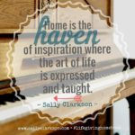 Book Spotlight: The Life-Giving Home by Sally and Sarah Clarkson