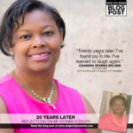 20 Years Later: Reflections on My Momma's Death