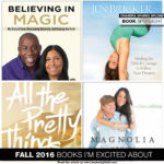 Fall 2016 Books I'm Excited About