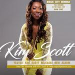 Flutist Kim Scott Brings the Heat with Her New Album