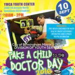 Take a Child to the Doctor This Weekend in the Magic City