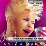 Singer Tamela Mann Releases New Album, One Way