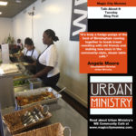 Urban Ministry WE Community Cafe Serves Good Meals, Good Times