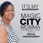 I'm Celebrating My One-Year Blogiversary with a Special Announcement