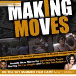 David Tucker Jr. Talks Premiere of On The Set Summer Film Camp Movie