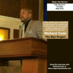 Richard Cade Talks The Man Project Mentorship Program