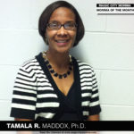 Meet Our October Momma of the Month: Tamala R. Maddox, Ph.D.