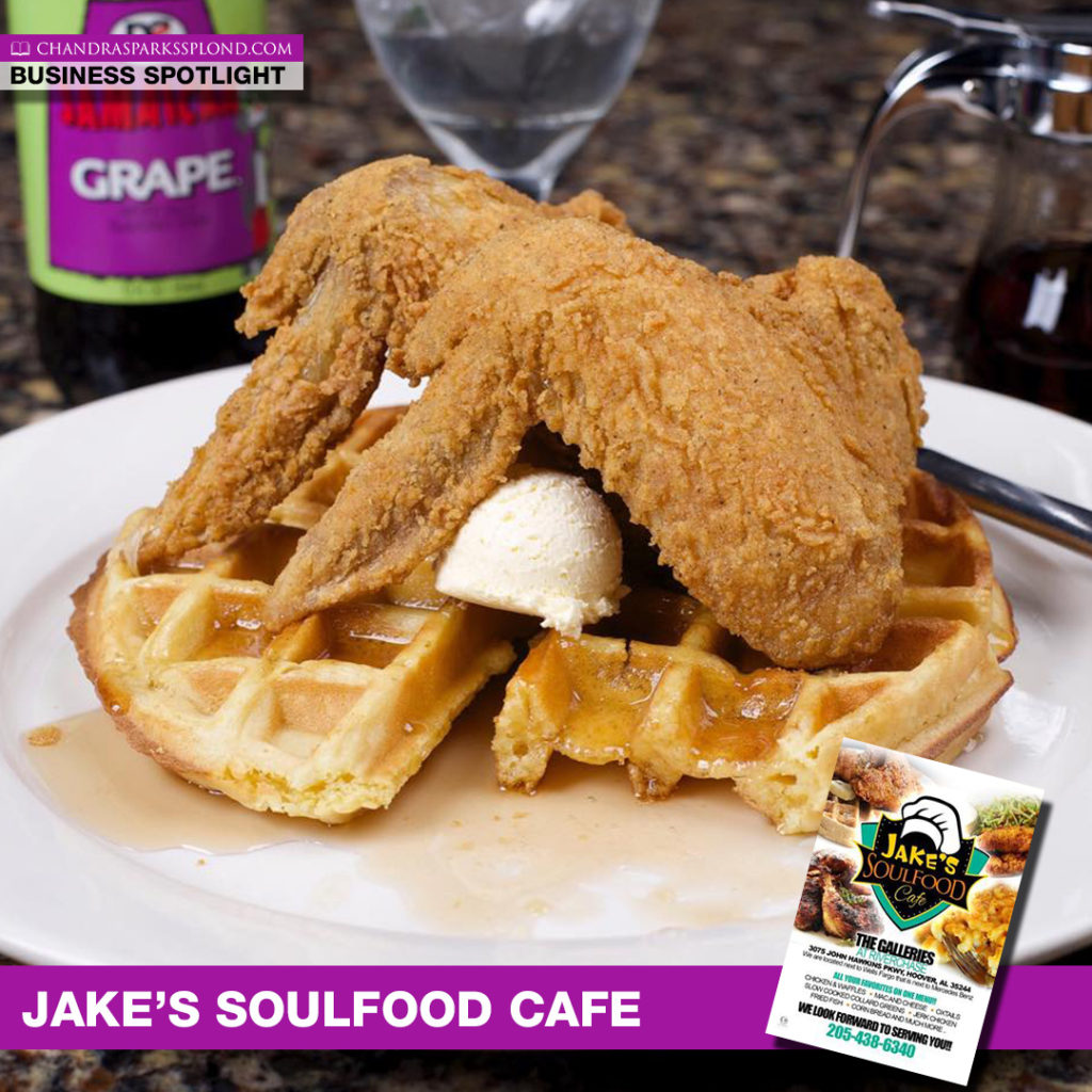 Jakes Soulfood Cafe Serves Up Soul In Every Bite