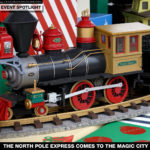 The North Pole Express Arrives This Weekend in the Magic City