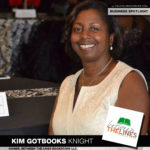 Kim GotBooks Knight Talks Between the Lines Bookstore