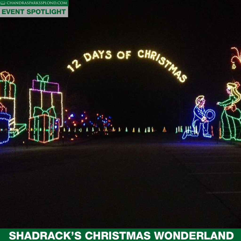 Shadracks Christmas Wonderland.Shadrack S Christmas Wonderland Offers Fun For The Whole Family