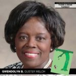 Gwendolyn B. Guster Welch Gives Love to the Book that Changed Her Life