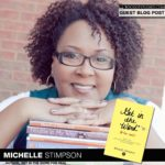 Author Michelle Stimpson Wants to Help You Get in the Word For Real