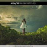 Chandra Sparks Splond Offers a Prayer for Inner Strength
