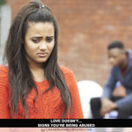 Love Doesn't… In Honor of Teen Domestic Violence Abuse Month