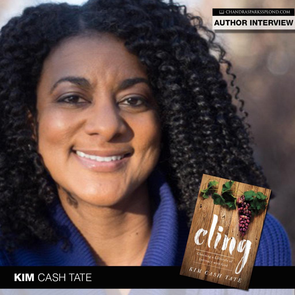 Kim Cash Tate
