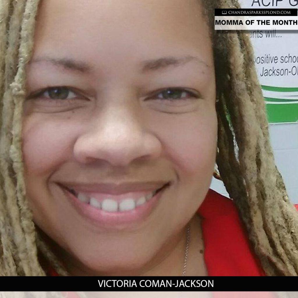 Victoria Coman-Jackson