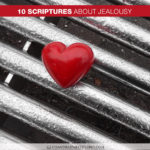 Chandra Sparks Splond Shares 10 Scriptures About Jealousy