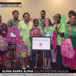 Alpha Kappa Alpha Sorority, Inc., Invades the Magic City This Weekend