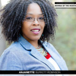Meet Anjanette Burkett Robinson, the April Momma of the Month