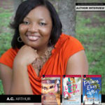A.C. Arthur Gives the Royal Treatment to New Romance Trilogy