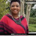 Meet Mary Robinson Walton, the May Momma of the Month