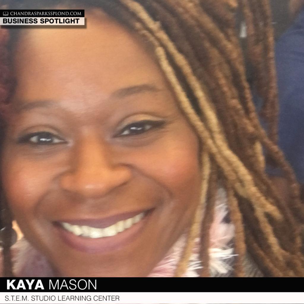 Kaya Mason