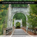 10 Scriptures to Memorize for When You Feel Overwhelmed