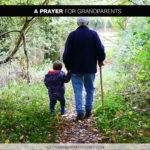 Join Chandra Sparks Splond in Saying a Prayer for Grandparents