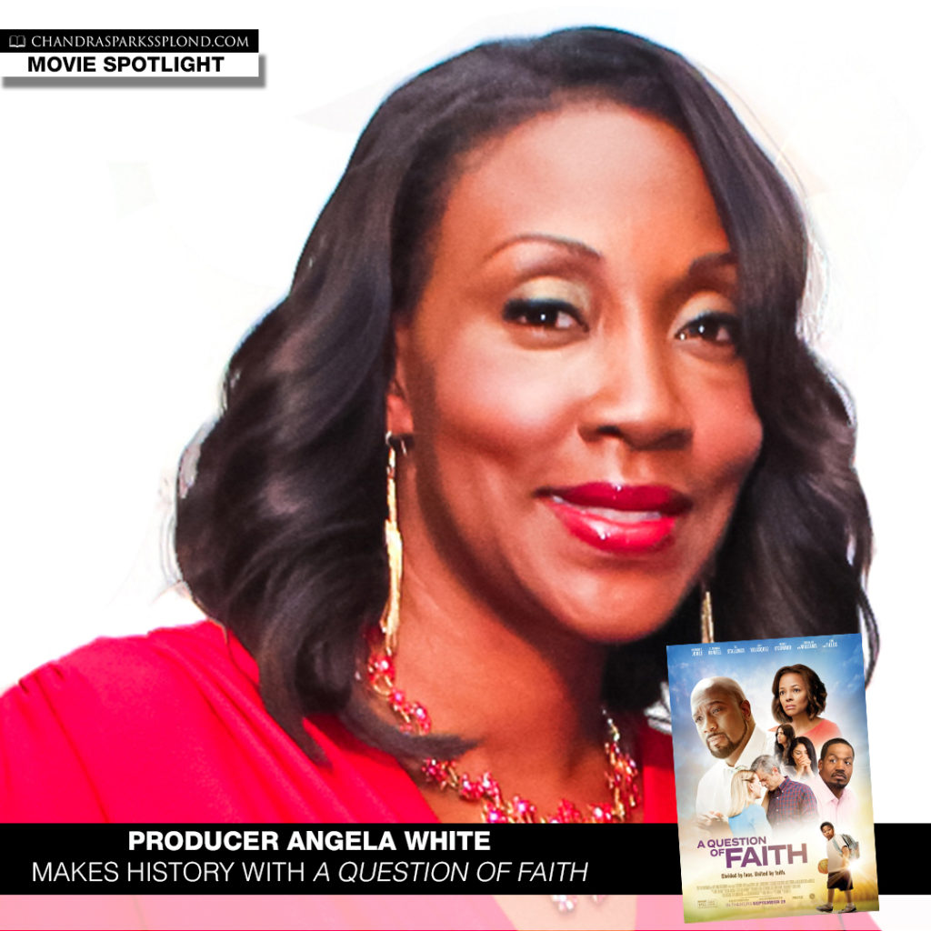 Angela White Pictures producer angela white makes history with a question of faith