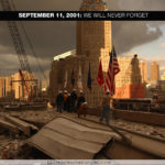 In Memory of September 11, 2001: We Will Never Forget