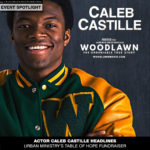 Actor Caleb Castille Headlines Urban Ministry's Table of Hope Fundraiser