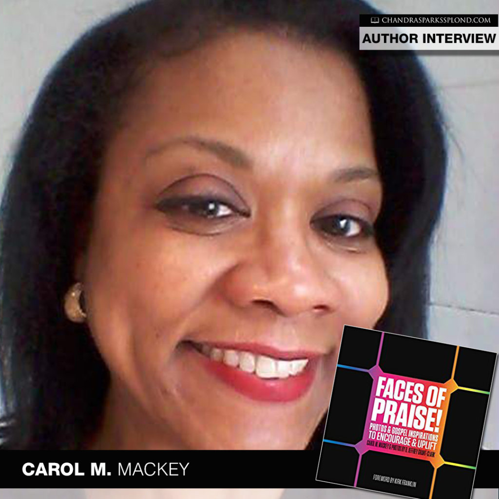 Author Carol M  Mackey Helps Readers Get Their Praise On