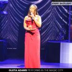 Singer Oleta Adams Performs in the Magic City This Weekend