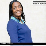 Meet Theris Johnson, the October Momma of the Month