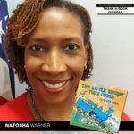 "Natosha Warner's ""Little"" Book Inspiration Has a Big Impact on Her Life"