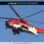 Join Chandra Sparks Splond in Saying a Prayer for First Responders