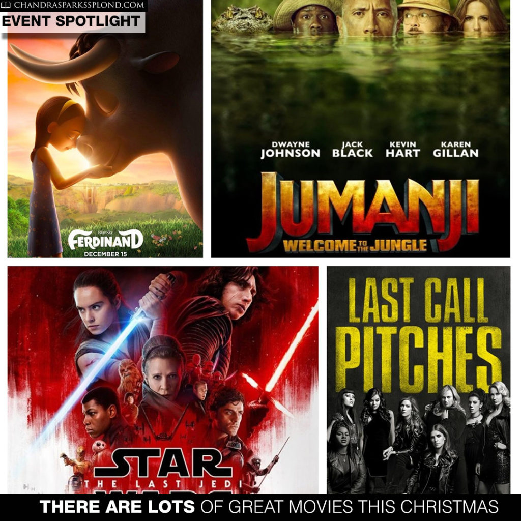 There Are Lots of Great Movies This Christmas