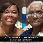 A Love Letter to My Grandma on Her 95th Birthday