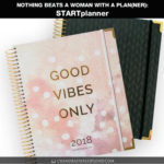 Nothing Beats a Woman with a Plan(ner): STARTplanner